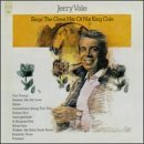 Click to buy Jerry Vale Sings the Great Hits of Nat King Cole now on amazon.com
