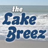 Logo for The Lake Breez internet radio station